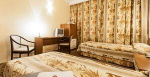 двухместный номер гостиница Ретро Новокуйбышевск