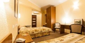 двухместный номер гостиница Ретро