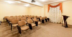 конференц зал в гостинице Ретро