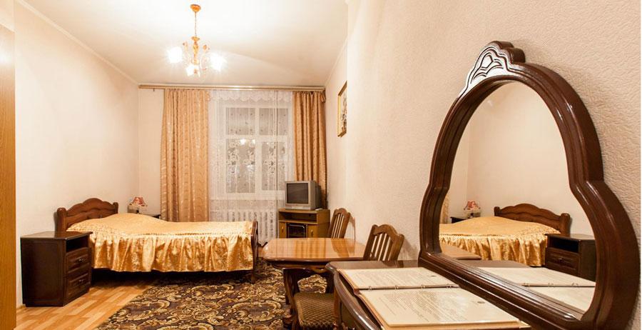 Одноместный номер гостиница Ретро